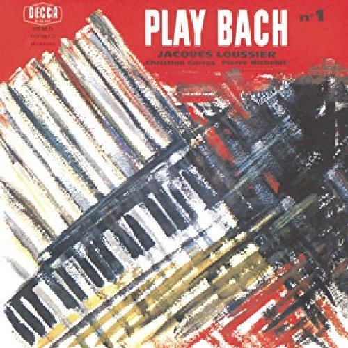 Play Bach, No. 1 - Jacques Loussier
