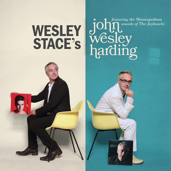 Wesley Stace's John Wesley Harding - Wesley Stace