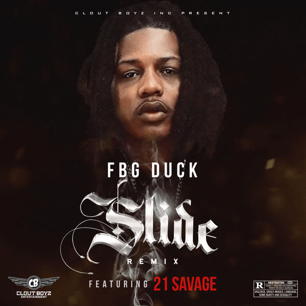 Slide (Remix) - FBG Duck