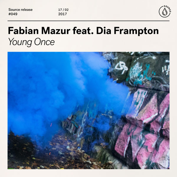 Young Once (Single) - Fabian Mazur - Dia Frampton