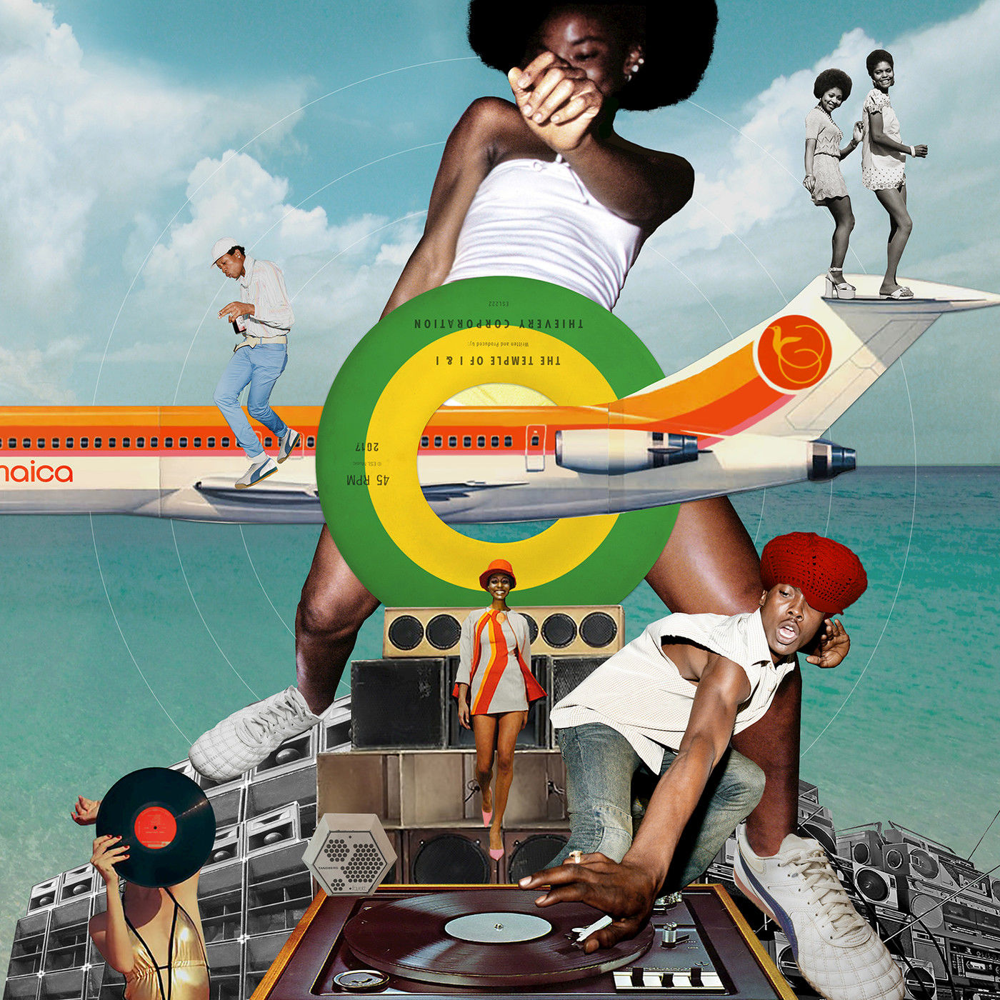 The Temple Of I & I - Thievery Corporation
