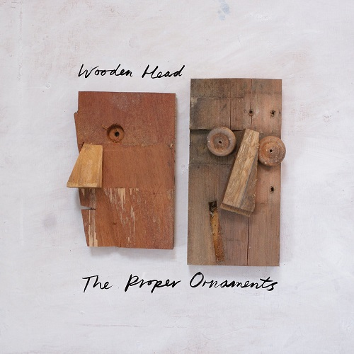 Wooden Head - The Proper Ornaments