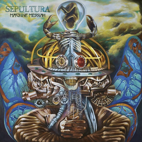 Machine Messiah - Sepultura