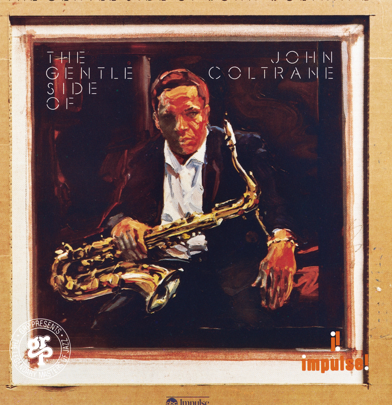The Gentle Side Of John Coltrane - John Coltrane