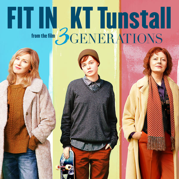 Fit In (From  - KT Tunstall