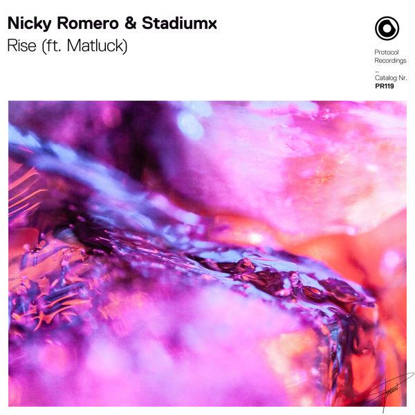 Rise (Single) - Nicky Romero - StadiumX