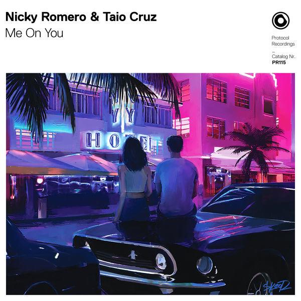 Me On You (Single) - Nicky Romero - Taio Cruz