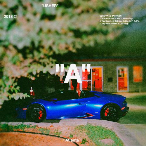 """A"" - Usher - Zaytoven"