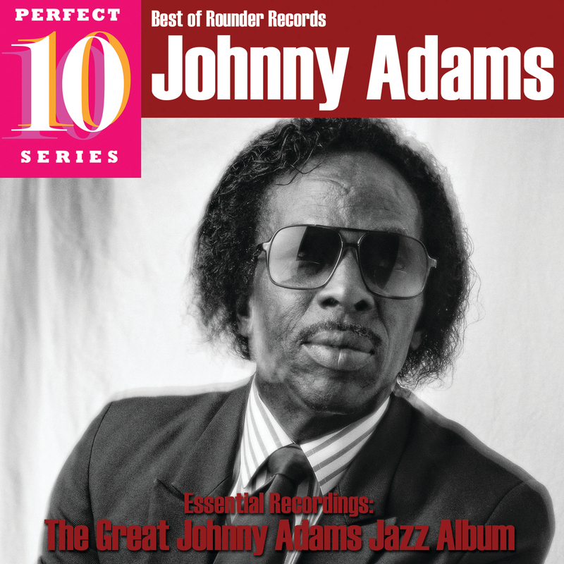The Great Johnny Adams Jazz Album - Johnny Adams