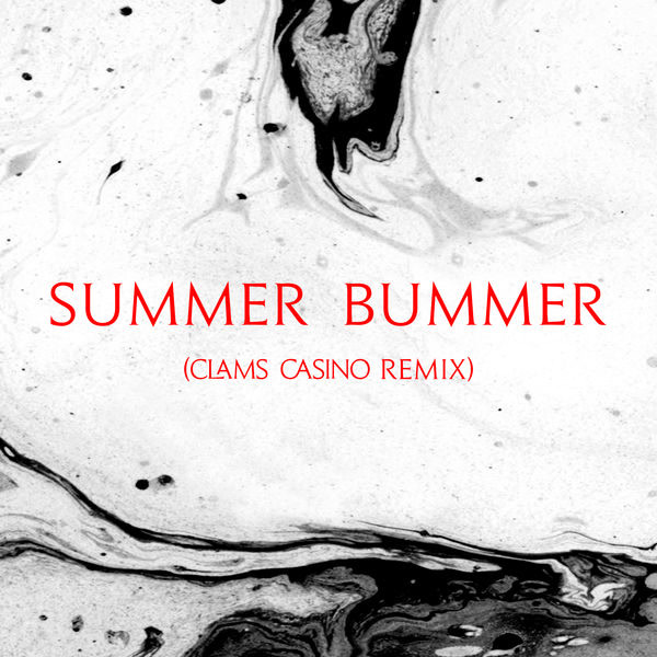 Summer Bummer (Clams Casino Remix) - Lana Del Rey - Clams Casino