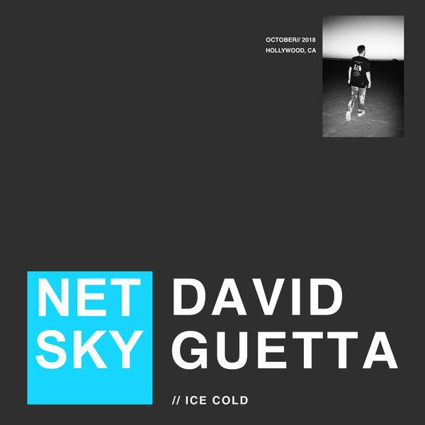 Ice Cold (Single) - Netsky - David Guetta