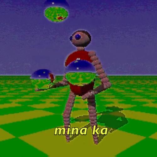 Mina Ka (Single) - Nublu