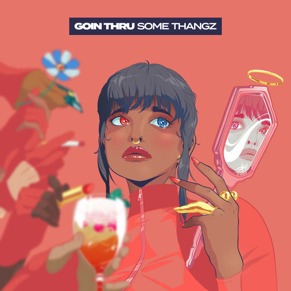 Goin Thru Some Thangz (Single) - MihTy - Jeremih - Ty Dolla $ign