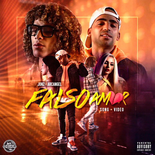 Falso Amor (Single) - Arcangel - Jon Z