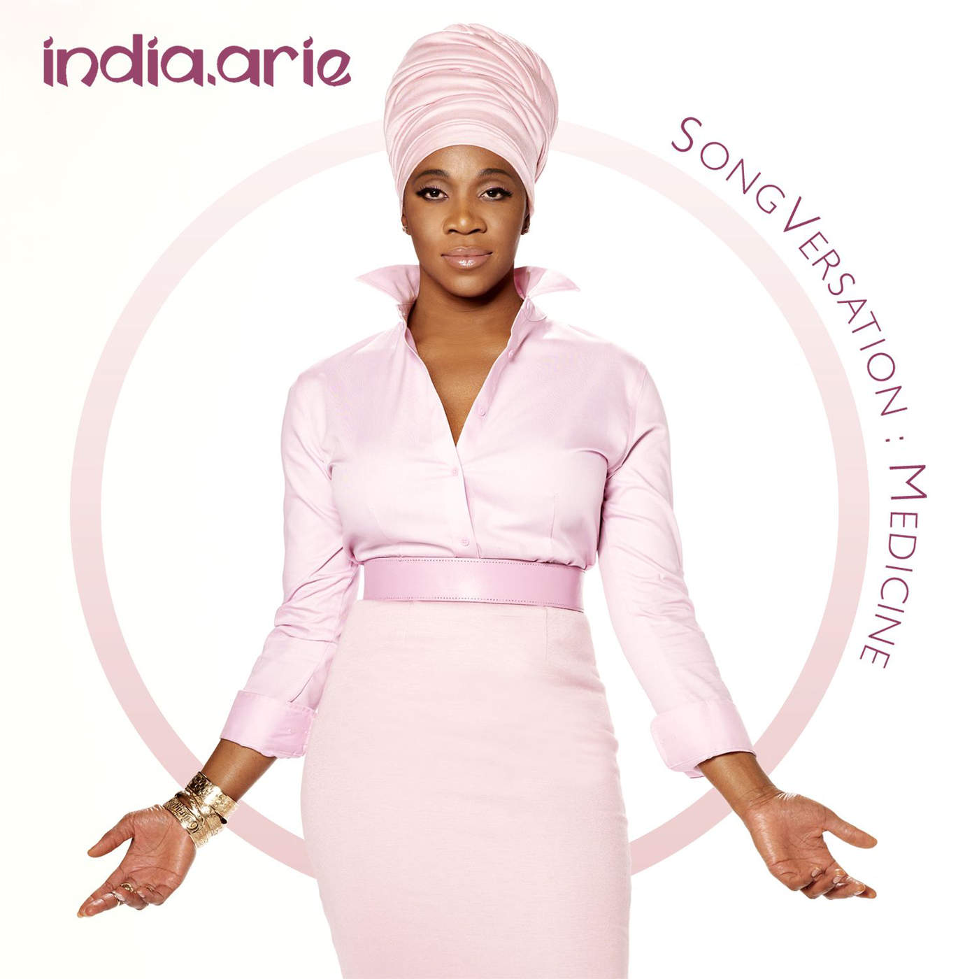 SongVersation: Medicine - India.Arie