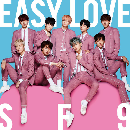 Easy Love (Japanese) (Single) - SF9