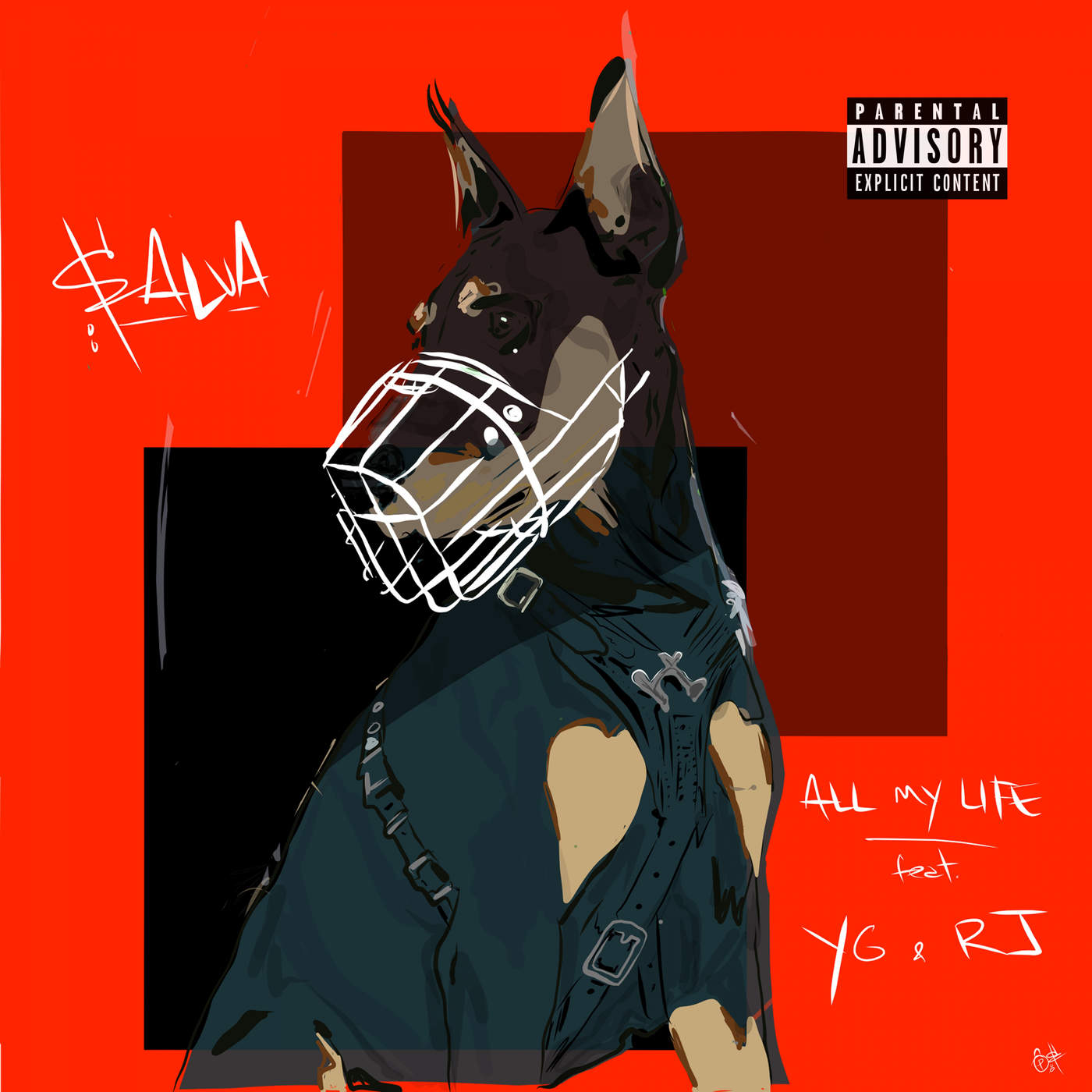 All My Life (Single) - Salva - YG - RJ
