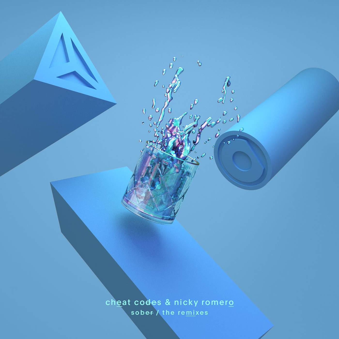 Sober (The Remixes) - Cheat Codes - Nicky Romero