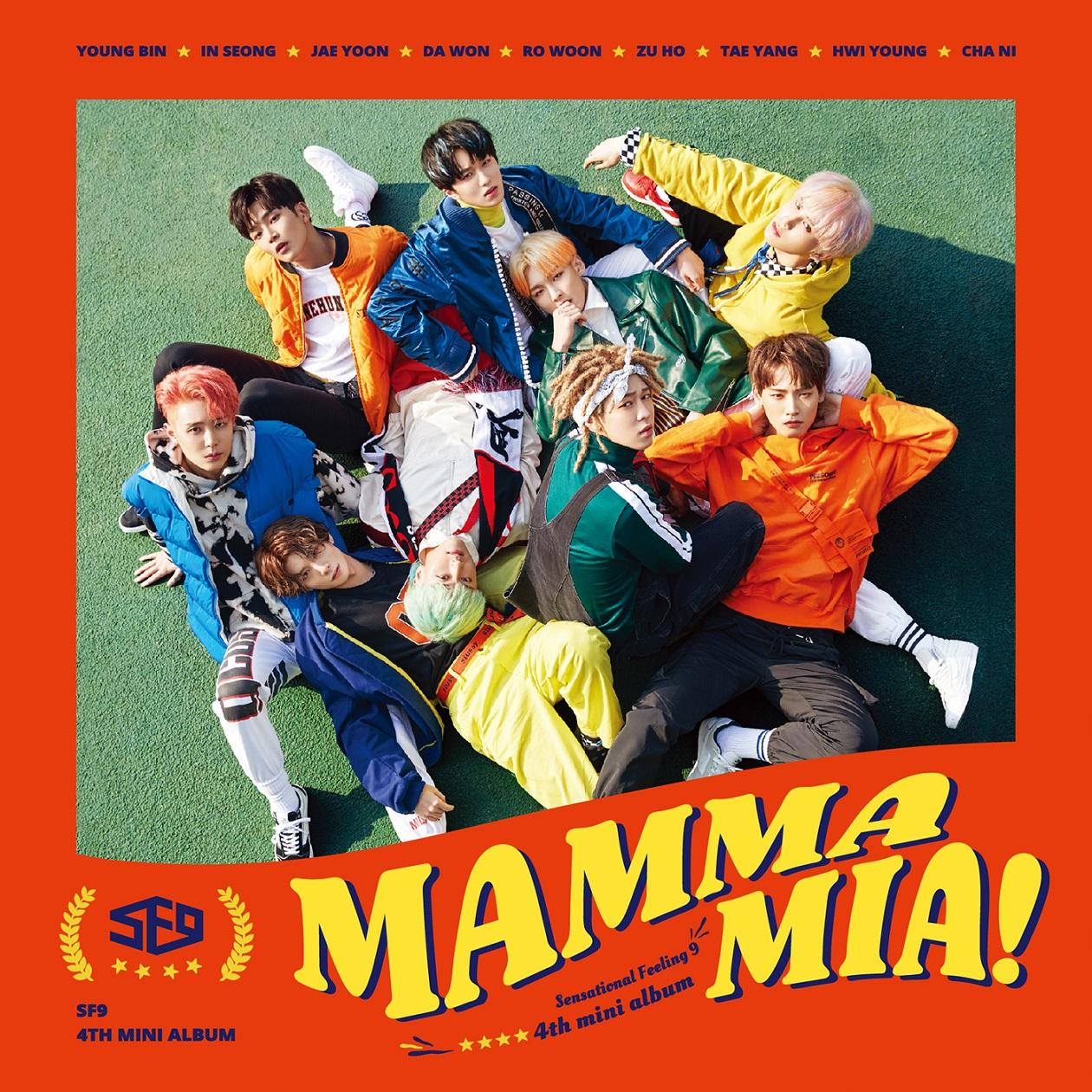 MAMMA MIA! (EP) - SF9
