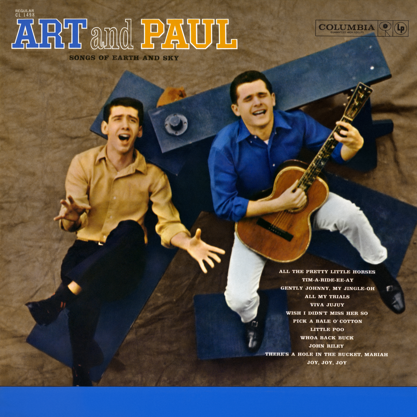 Songs of Earth and Sky - Art & Paul
