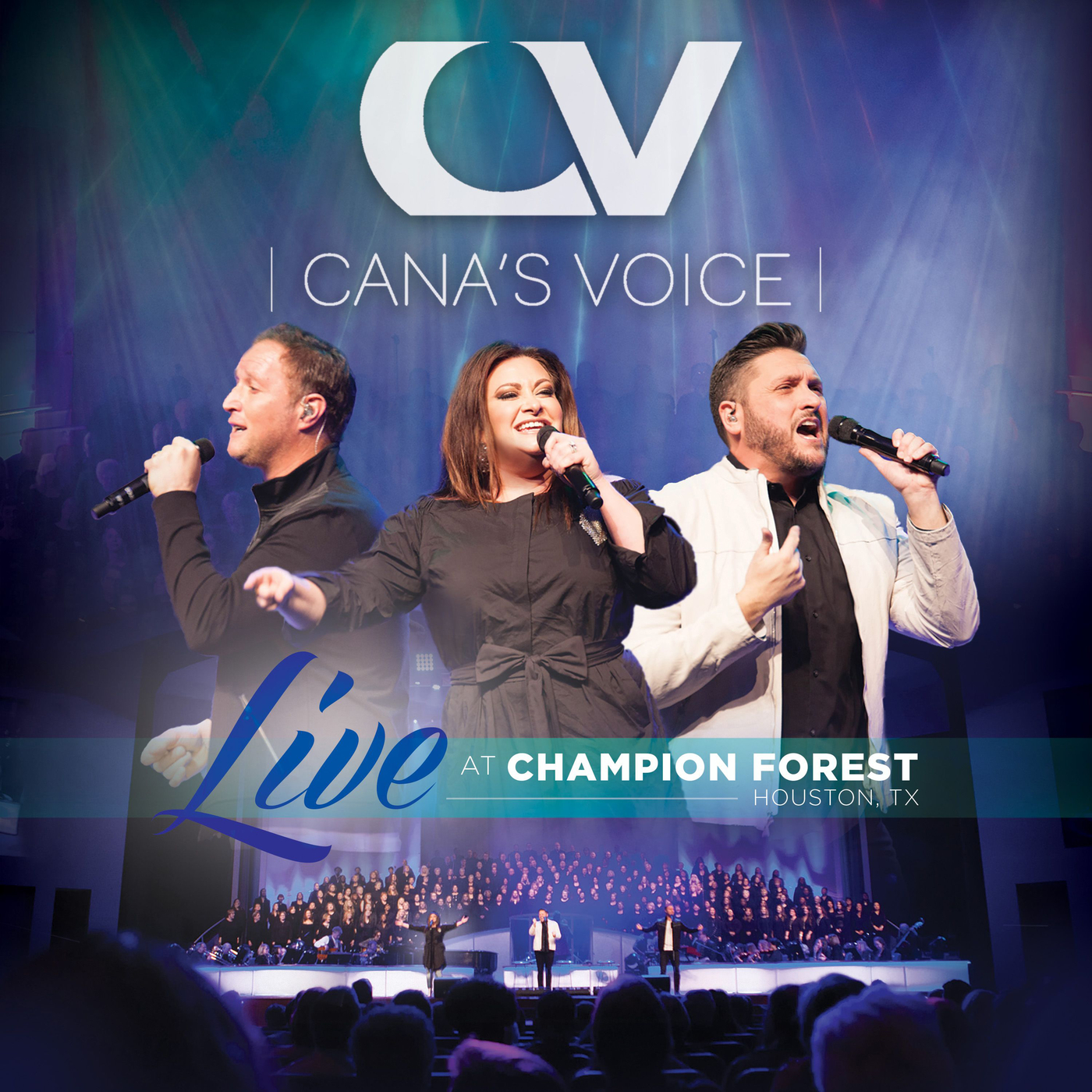 Live at Champion Forest - Cana's Voice
