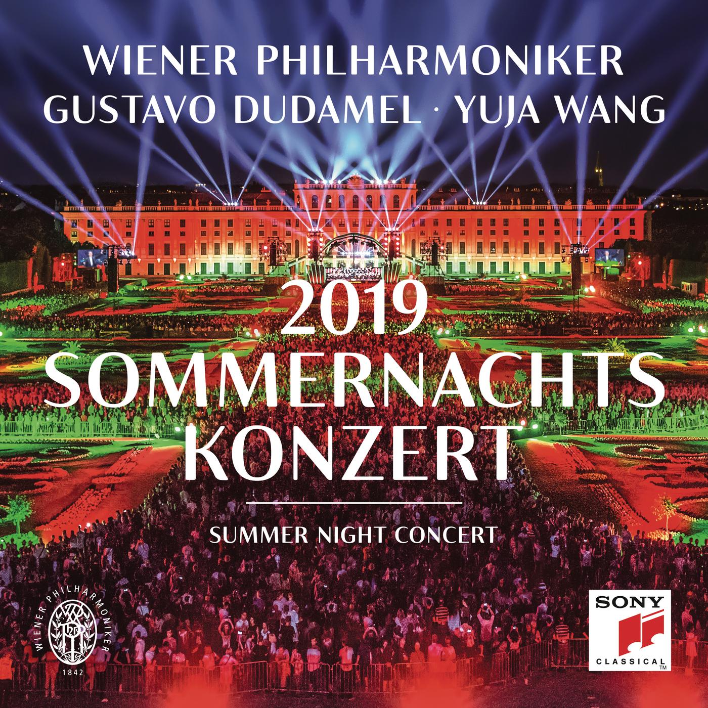 Sommernachtskonzert 2019 / Summer Night Concert 2019 - Gustavo Dudamel