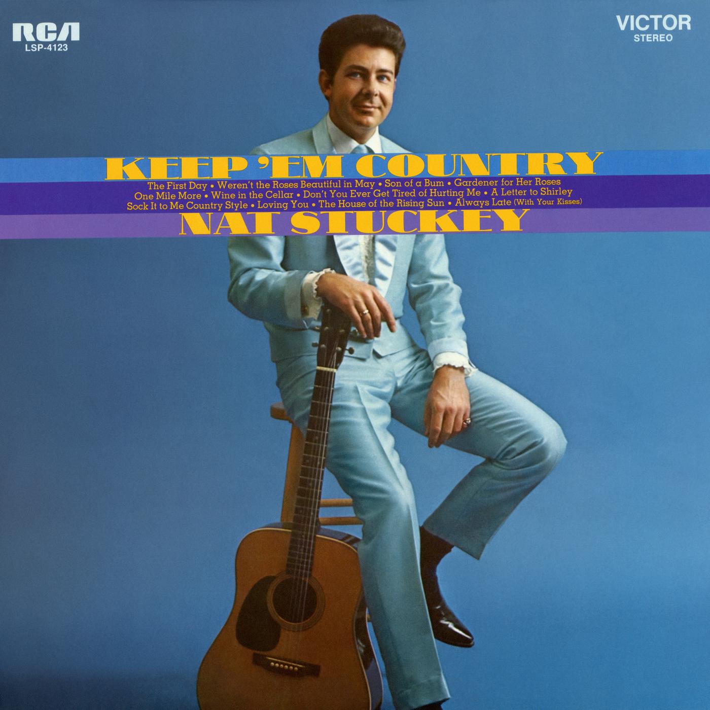 Keep 'Em Country - Nat Stuckey