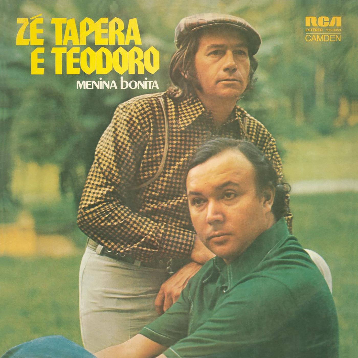 Menina Bonita - Zé Tapera & Teodoro