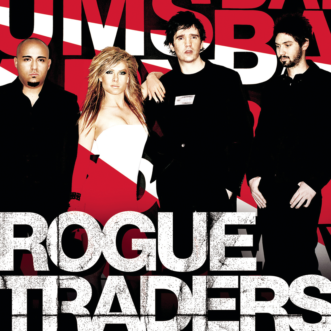 Here Come The Drums - Rogue Traders