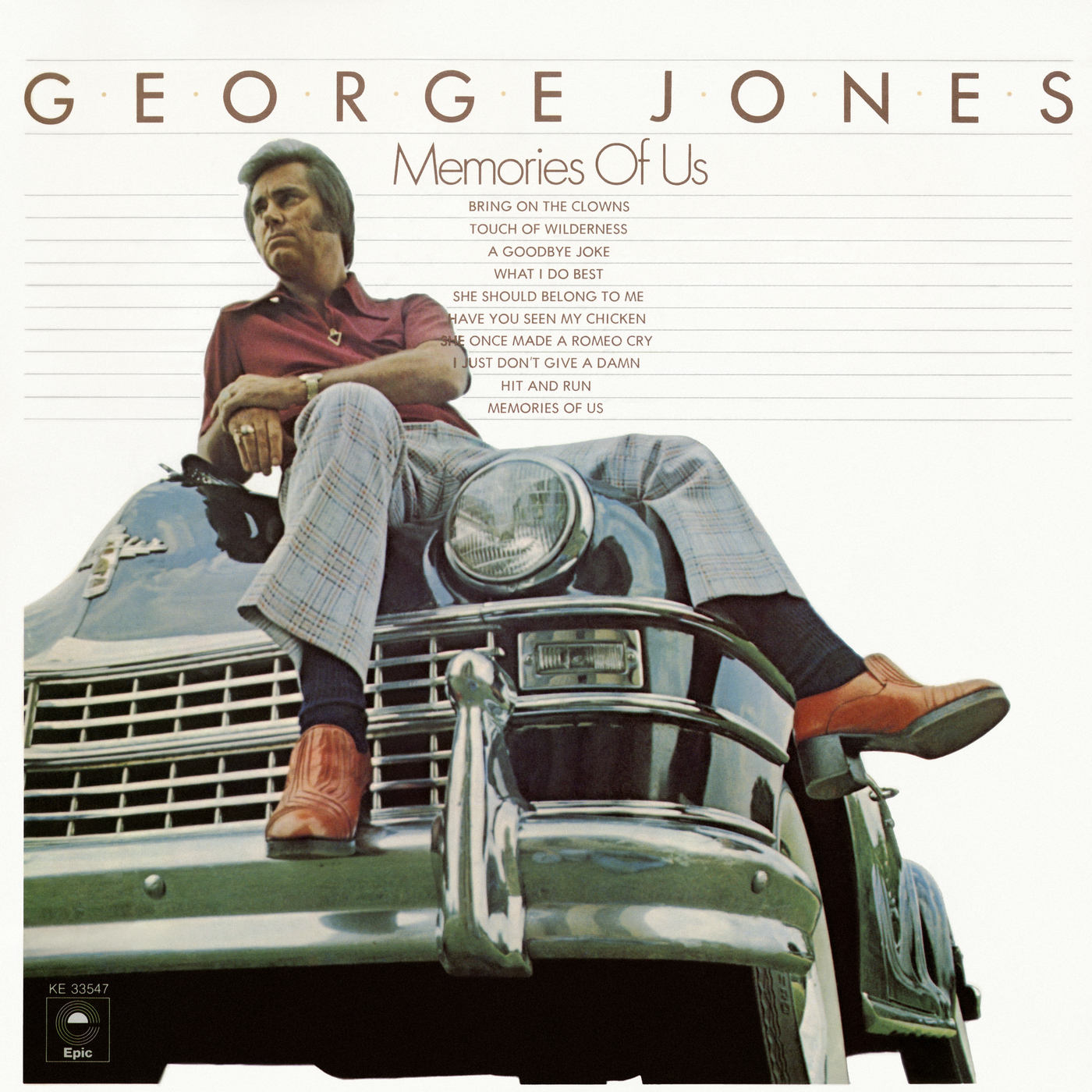 Memories of Us - George Jones