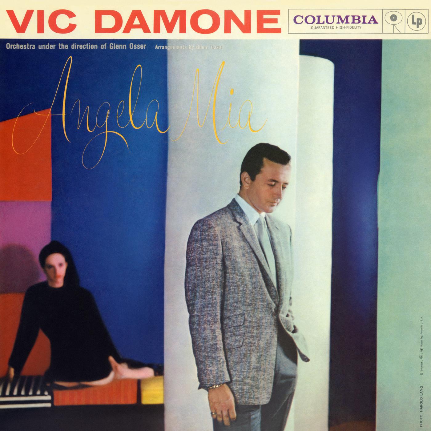 Angela Mia - Vic Damone