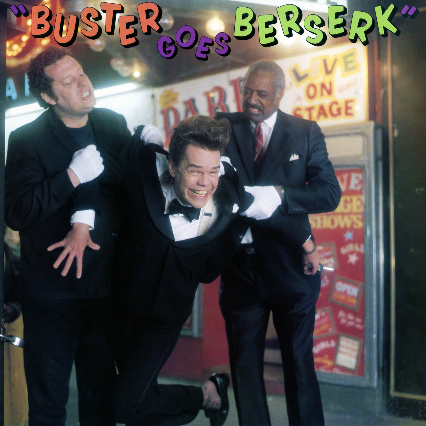 Buster Goes Berserk - Buster Poindexter