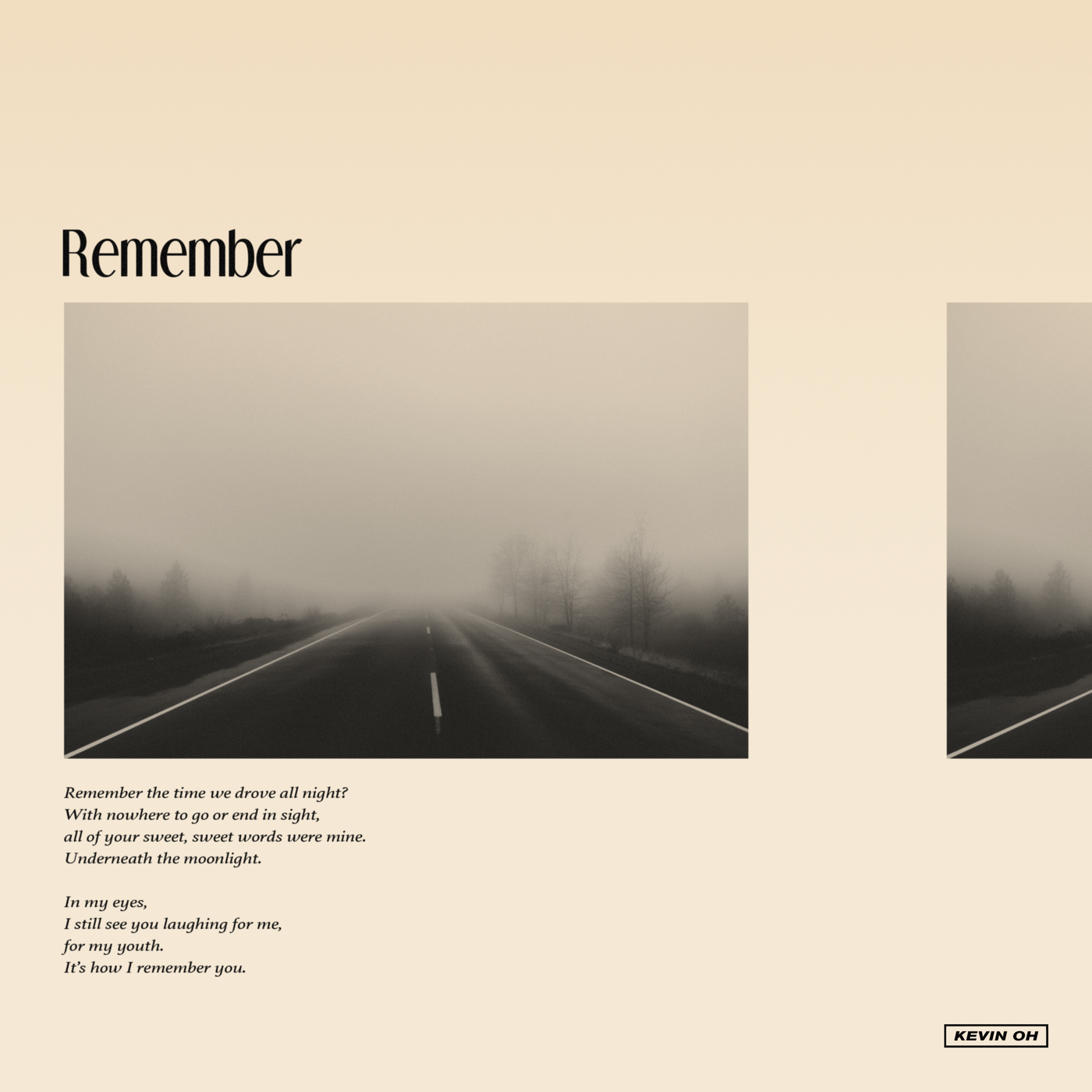 Remember - Kevin Oh