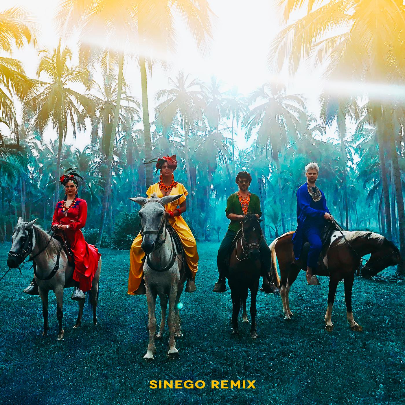 Playa Grande (Sinego Remix) - Sofi Tukker