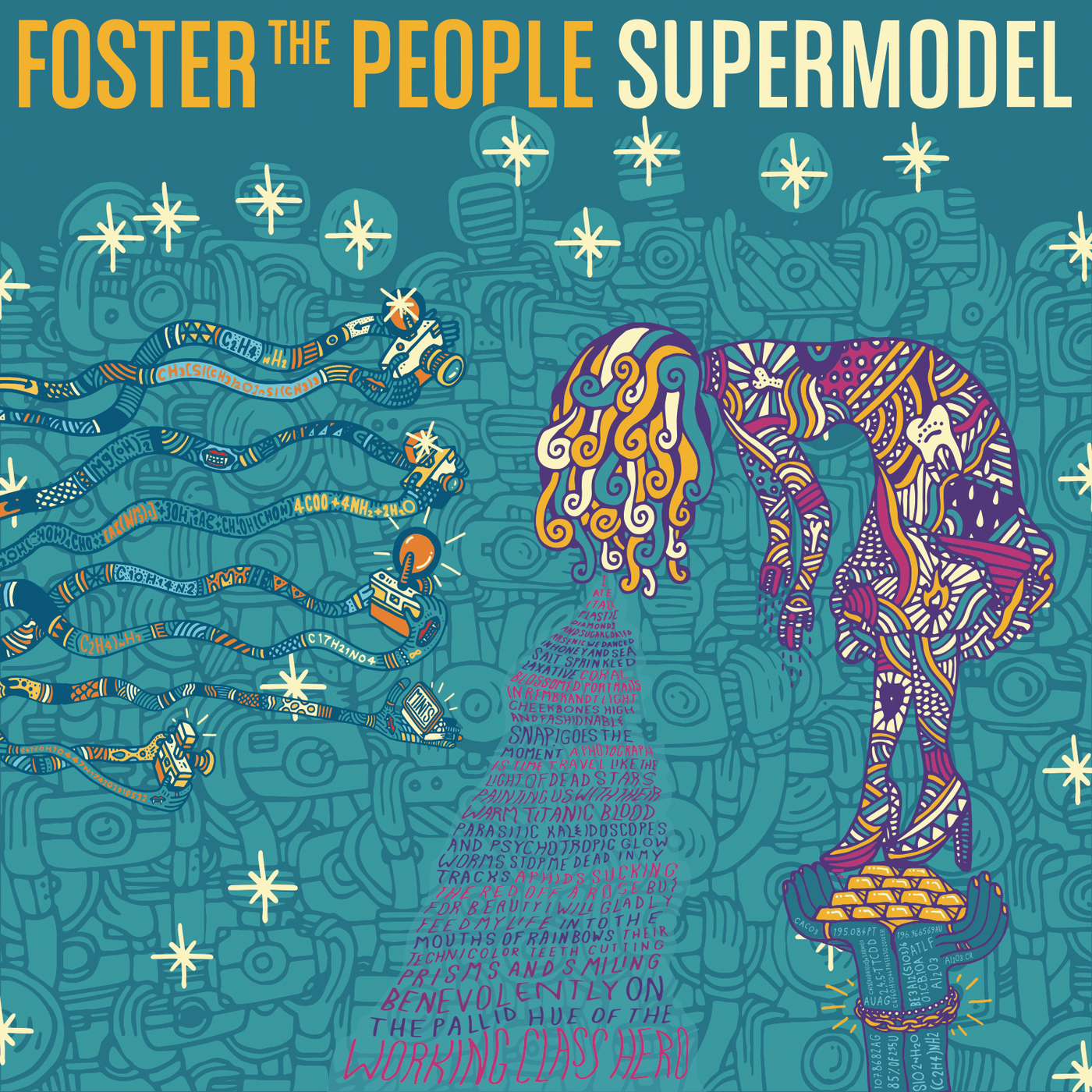 Supermodel (Expanded Edition) - Foster The People