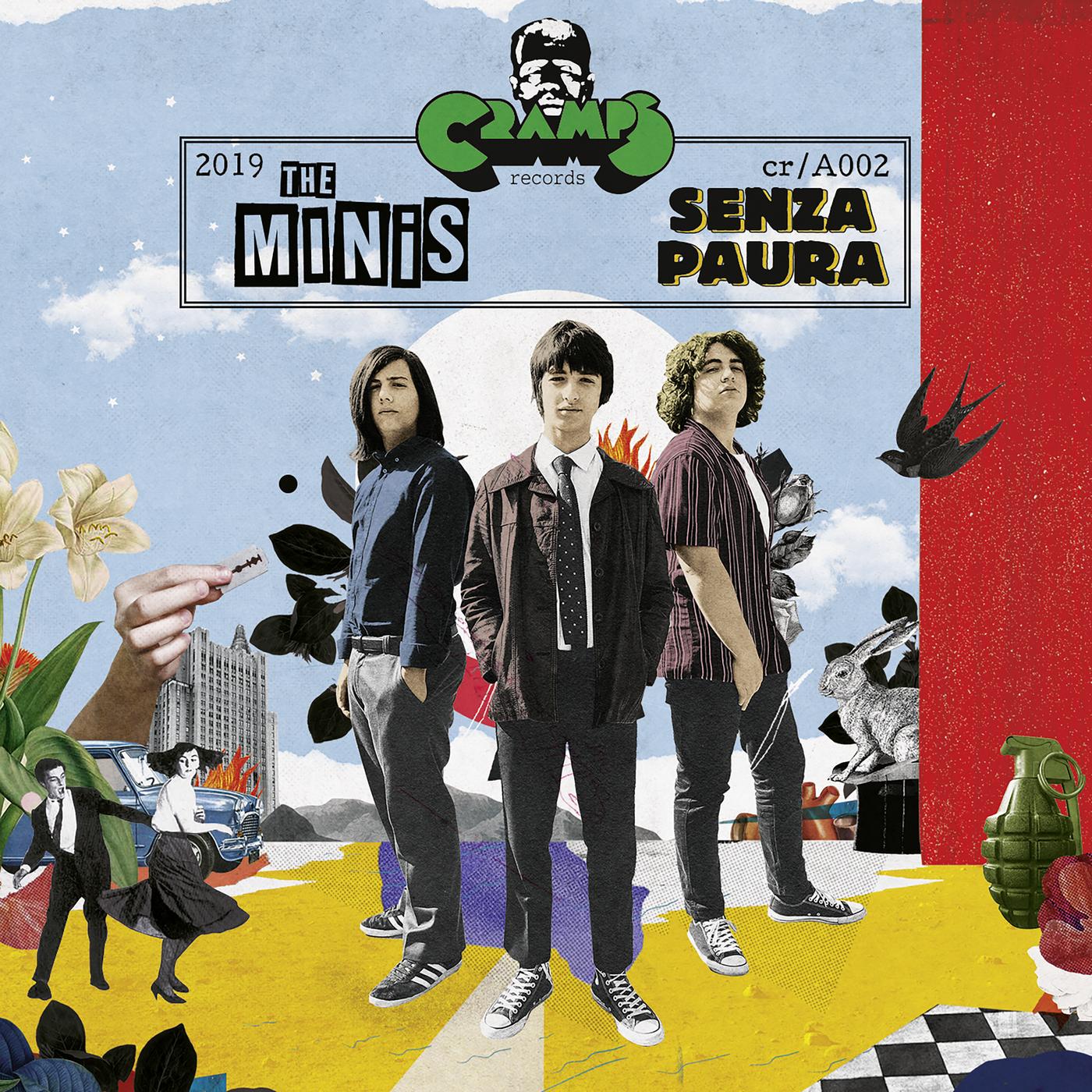Senza paura - The Minis