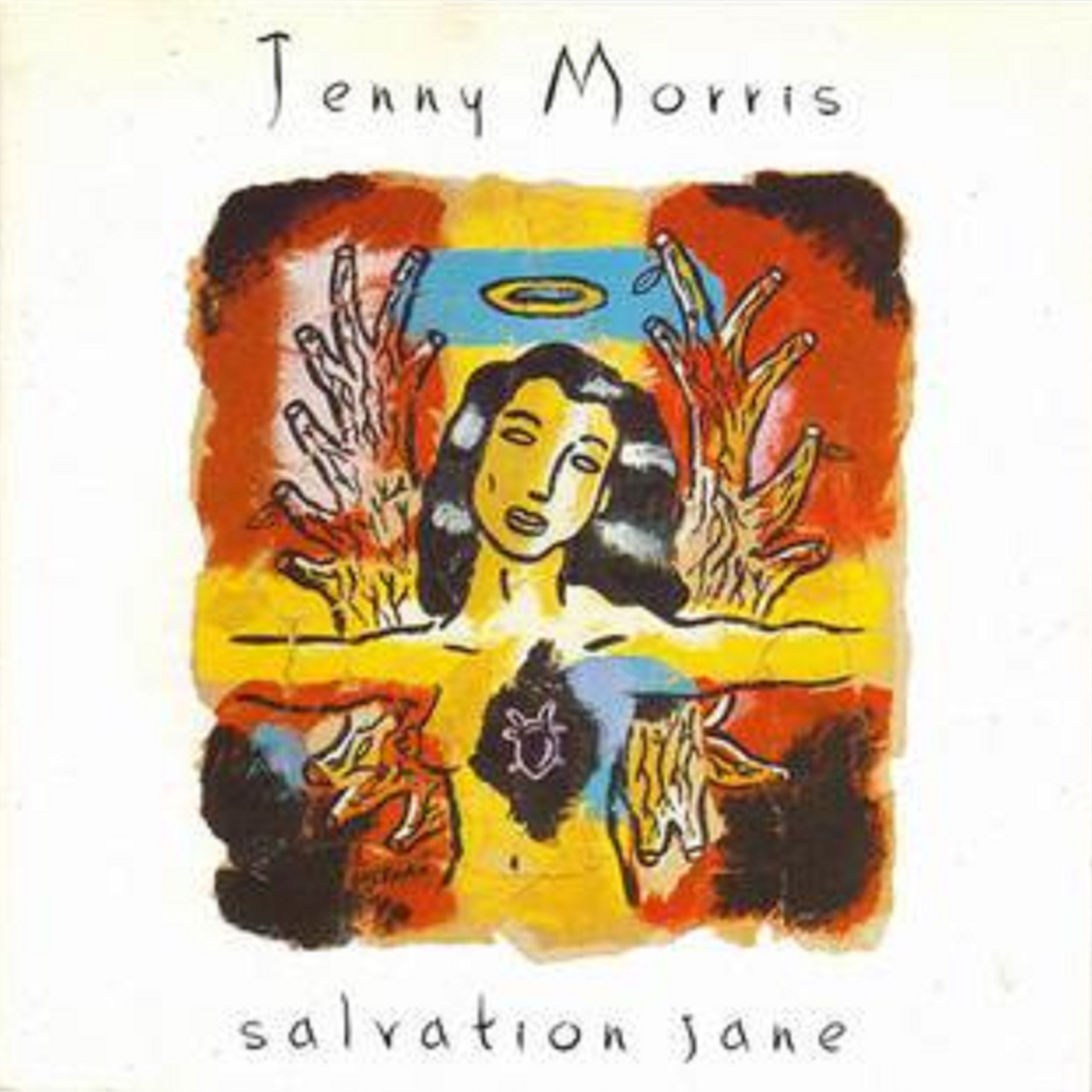 Salvation Jane - Jenny Morris