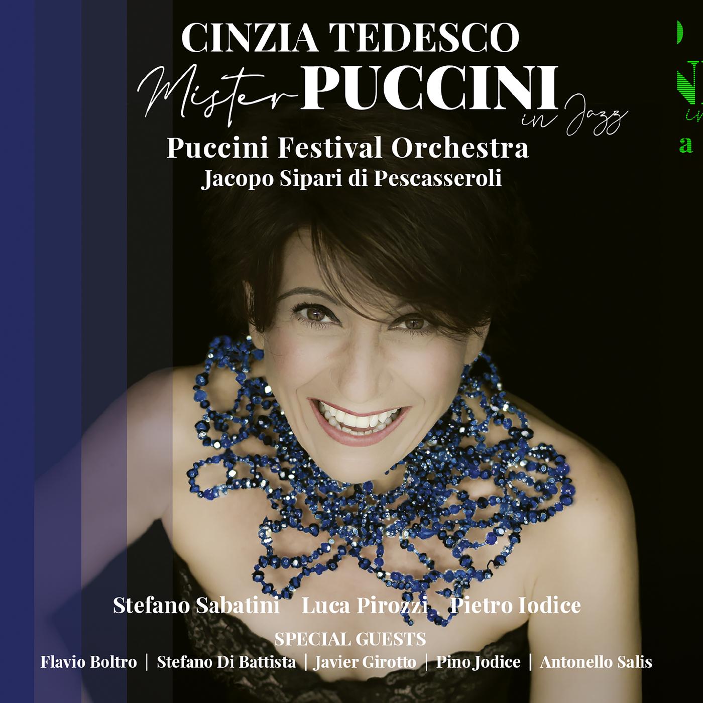 Mister Puccini in Jazz - Cinzia Tedesco