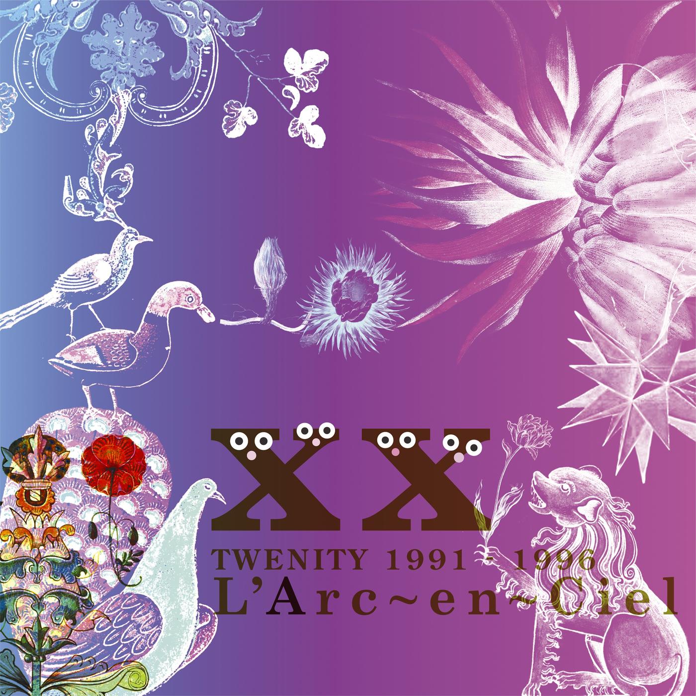 TWENITY 1991-1996 - L'Arc-en-Ciel