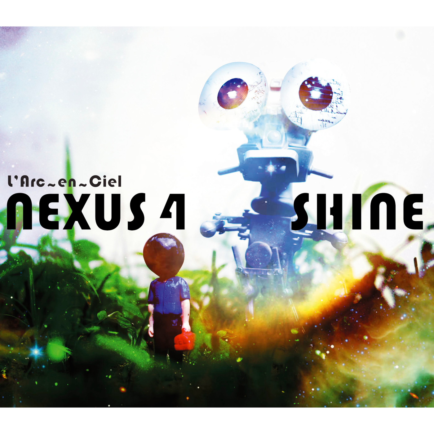 NEXUS 4 / SHINE - L'Arc-en-Ciel