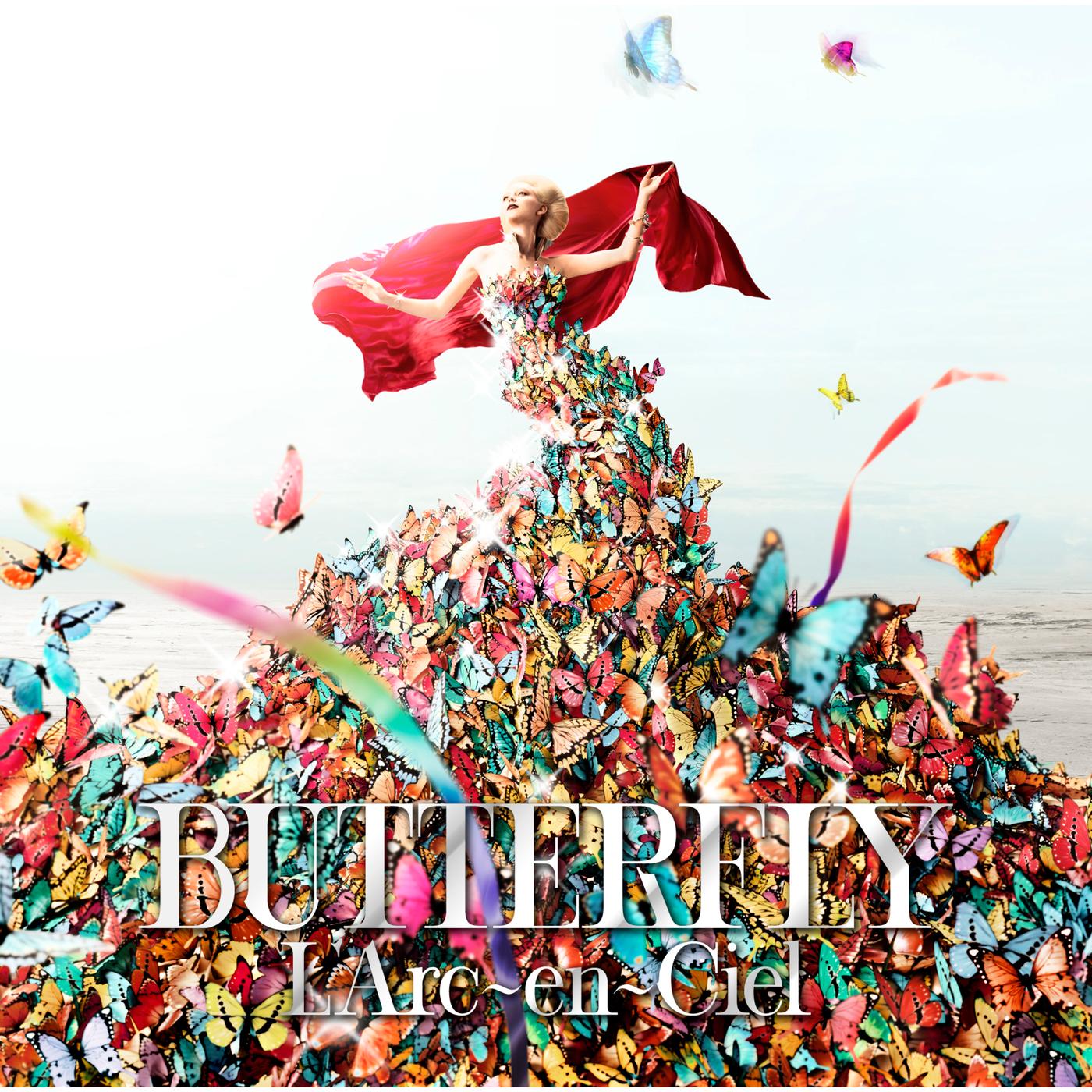 BUTTERFLY - L'Arc-en-Ciel