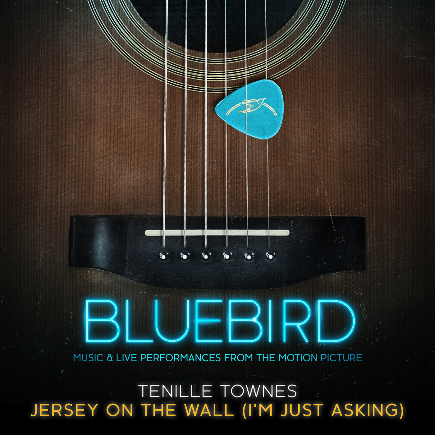 Jersey on the Wall (I'm Just Asking [Live from the Bluebird Café ]) - Tenille Townes