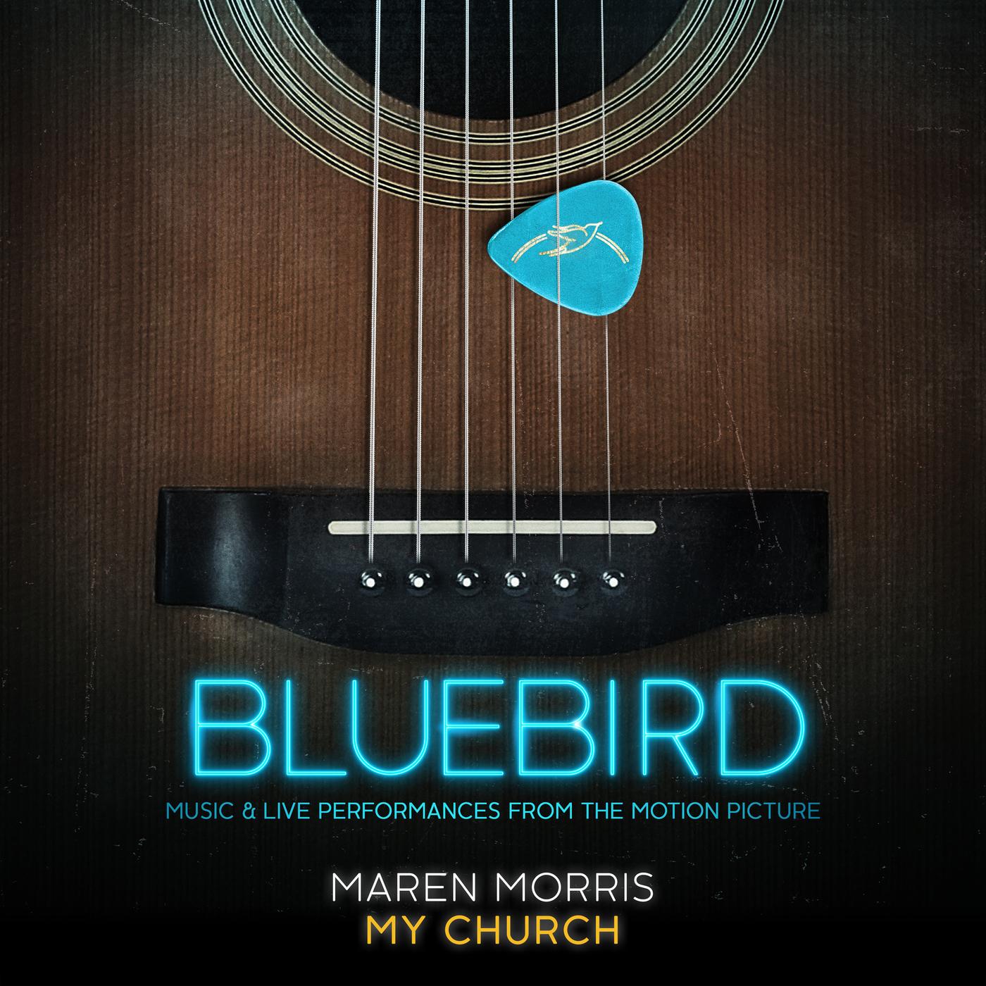 My Church (Live from the Bluebird Café) - Maren Morris