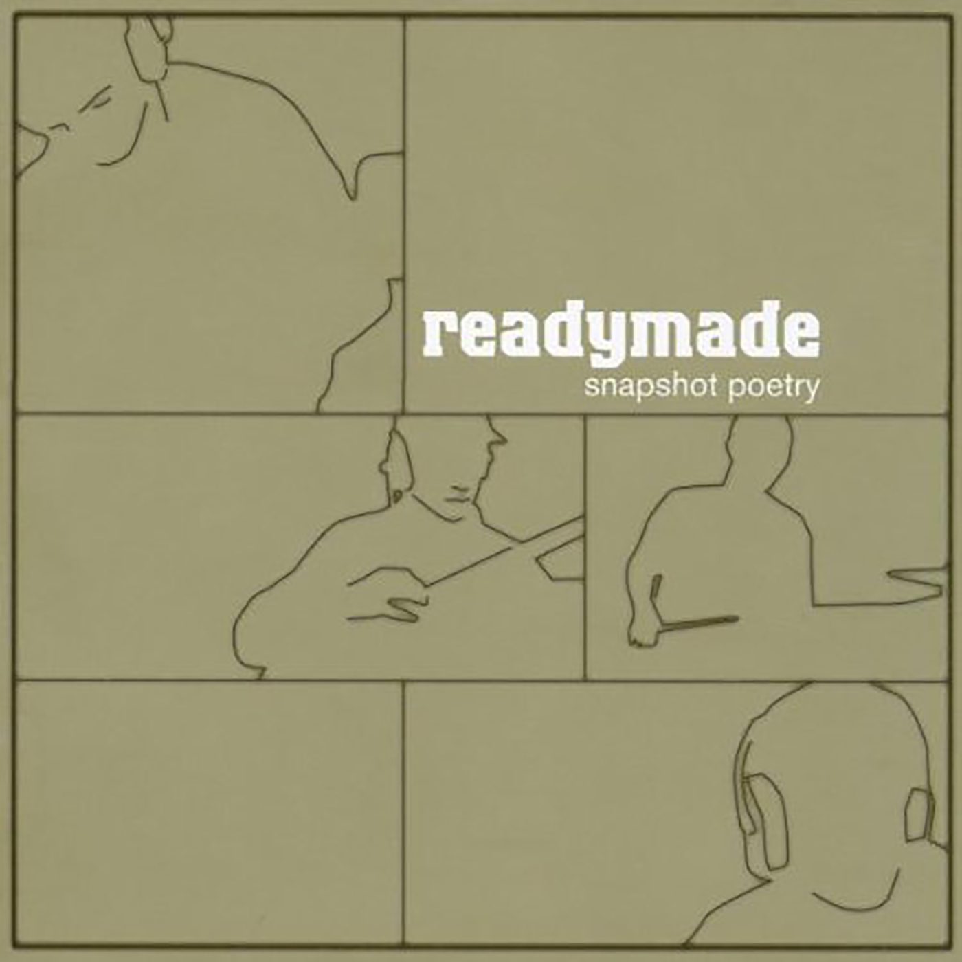 Snapshot Poetry - Readymade