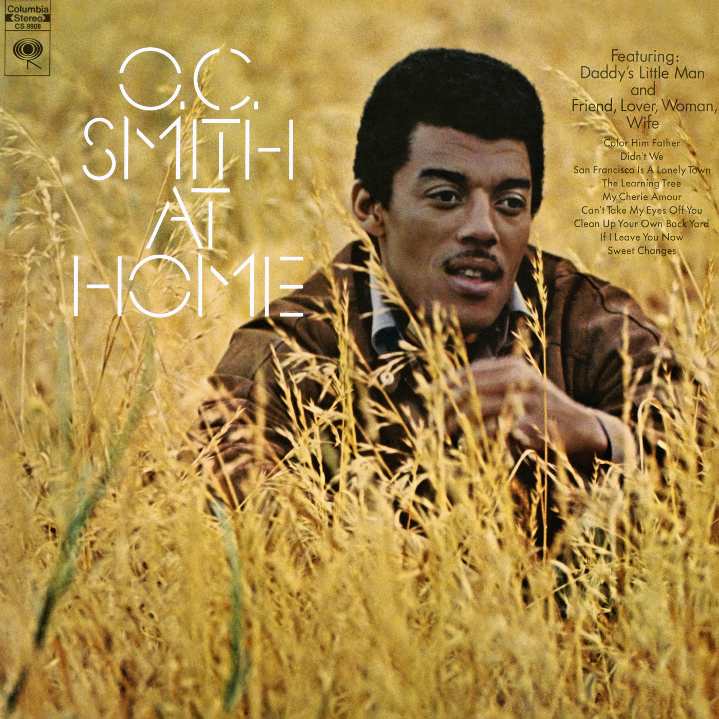 O.C. Smith At Home - O.C. Smith