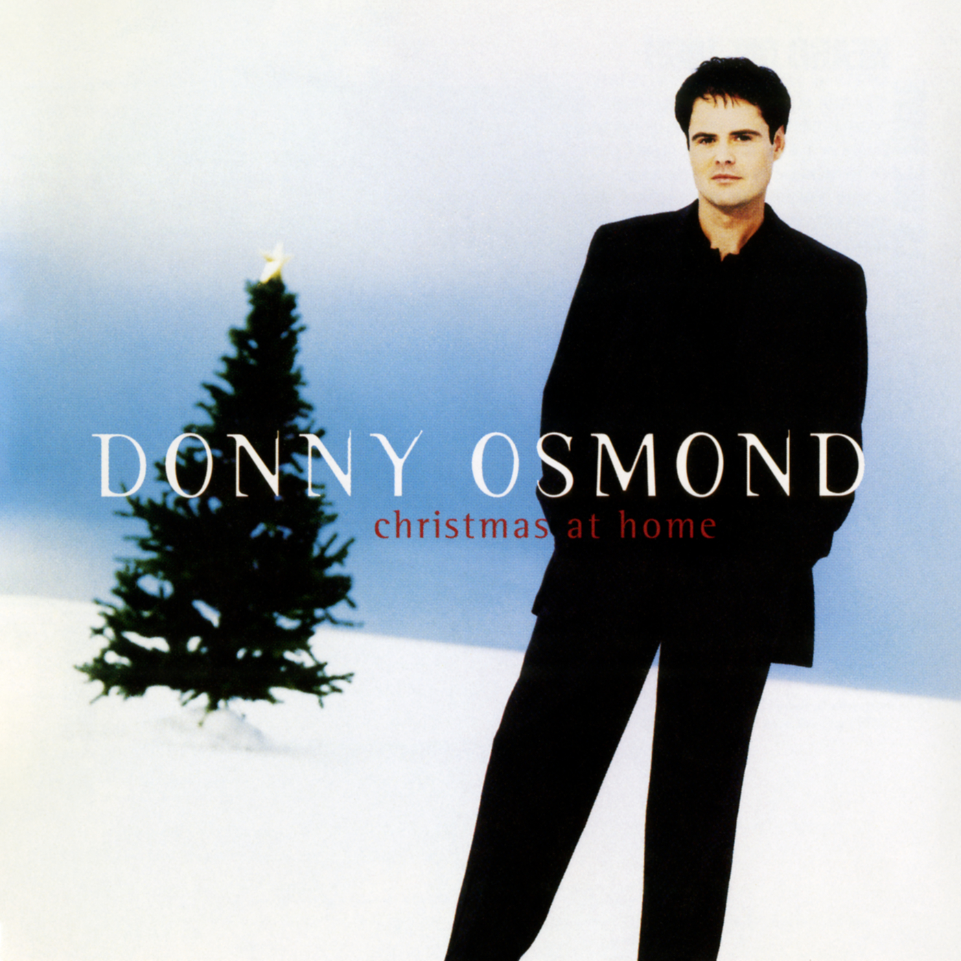 Christmas At Home - Donny Osmond