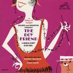 The Boy Friend (Original Broadway Cast Recording) - Original Broadway Cast of The Boy Friend