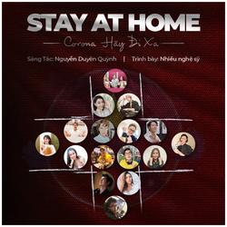 Stay At Home (Single) - Various Artists