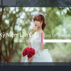Kỷ Niệm Lần Cuối (Single) - Hoàng Trang