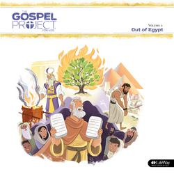 The Gospel Project for Kids Vol. 2: Out of Egypt - Lifeway Kids Worship